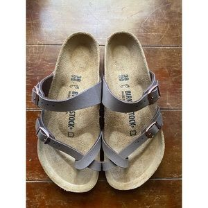 NEW Birkenstock Mayari Mocha Sandals